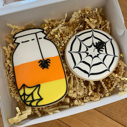 Spiderweb Jar