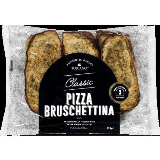 Toscano Pizza Bruschettina 270g