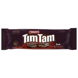 Arnott's Classic Dark Chocolate Tim Tam 200g