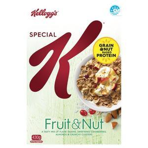 Kellogg's Special K Fruit & Nut Breakfast Cereal