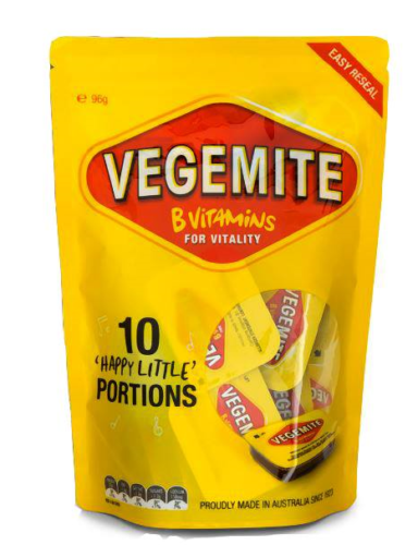 Vegemite Happy Little Portions 10pk