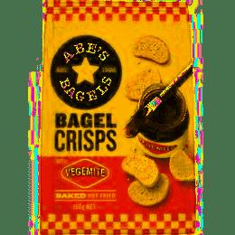 Abe's Bagel Bakery Vegemite Bagel Bites 150g