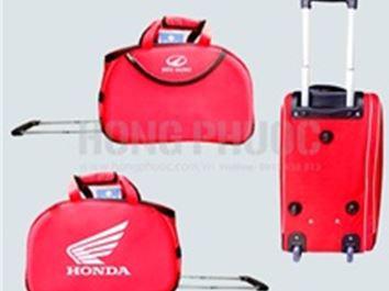 Personalised wheel travel bag