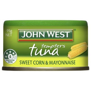 John West Tempters Tuna 95g