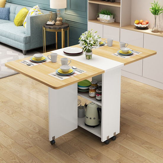 Folding Table / Household Movable Multifunctional Table