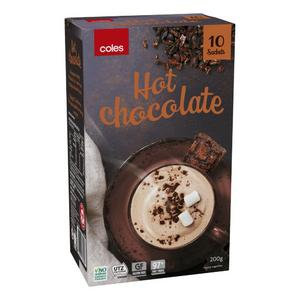 Hot Chocolate Drink 10 pack