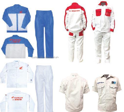 Customised workwear