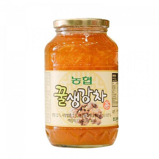 Mật Ong Ngâm Gừng Hàn Quốc 1kg