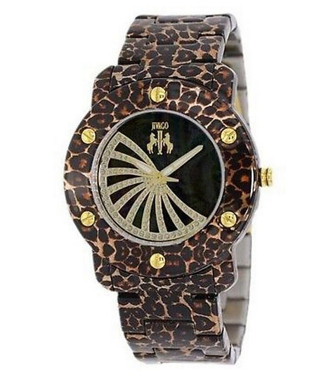 Jivago Women's Feline Bracelet, Swiss Parts Quartz Movement Watch