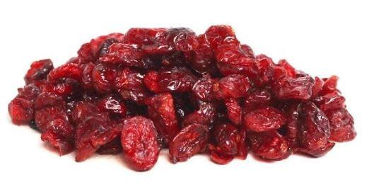 Sliced dried cranberries 250g (Ocean Spray)