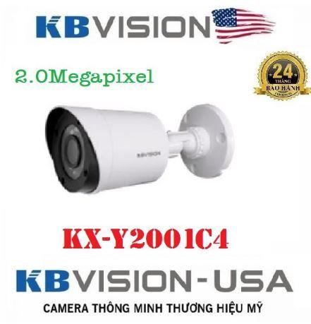Camera 4 in 1 hồng ngoại 2.0 Megapixel KBVISION KX-Y2001C4