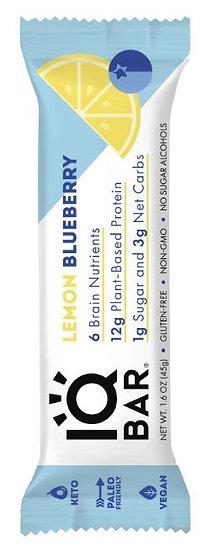IQ Protein Bar Lemon Blueberry 45g