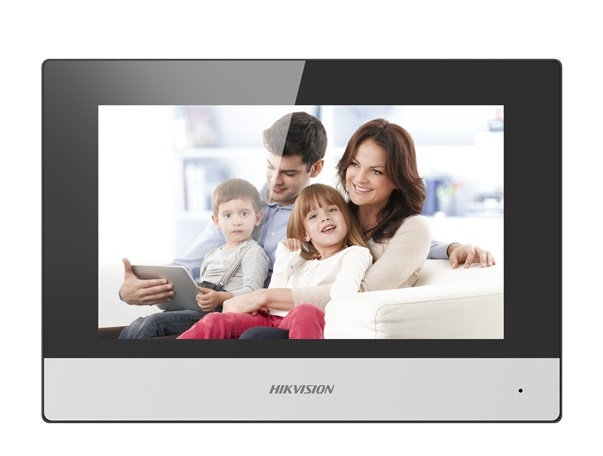 Hikvision DS-KH6320-TE1 Gen2 Video Intercom 7-Inch Touch Screen Indoor Station