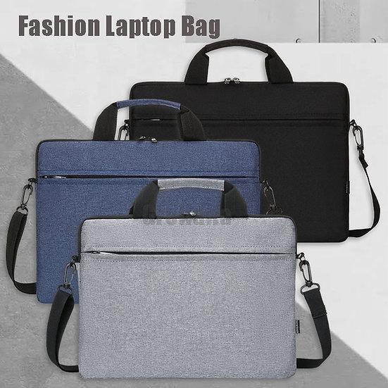 Multi-Use Strap Laptop Bag With Handle Laptop Shockproof Computer Notebook Bag