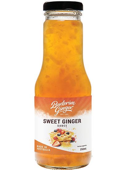 Buderim Sweet Ginger Sauce 250ml
