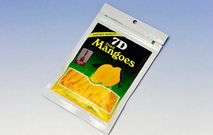 7D Dried Mango slices 75g