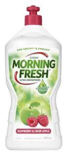 Morning Fresh Dishwashing Liquid Raspberry & Crisp Apple 900ml