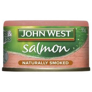 John West Salmon 95g