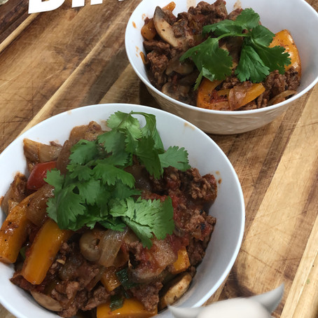 Chef Alanzo's Healthy (but Hearty) Chili
