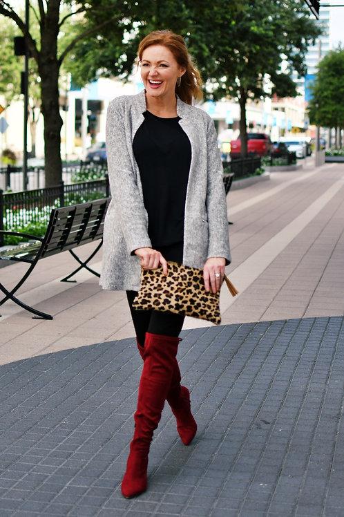 Kellie Clutch - Leopard