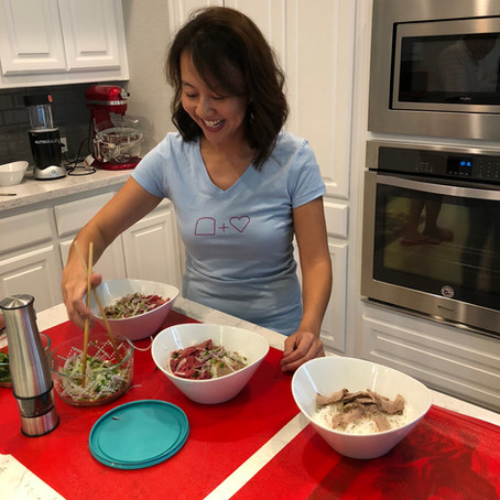 Linda Nguyen's Pho Recipe