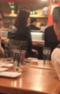 Densetsu Sushi Allen Evans Kellie Rasberry First Date