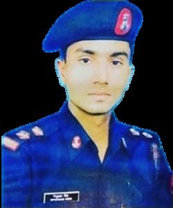 Captain Ripu Daman Singh