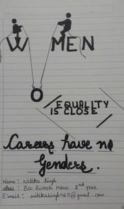 Women cell slogan 3