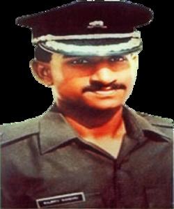 2nd Lt Rajeev Sandhu