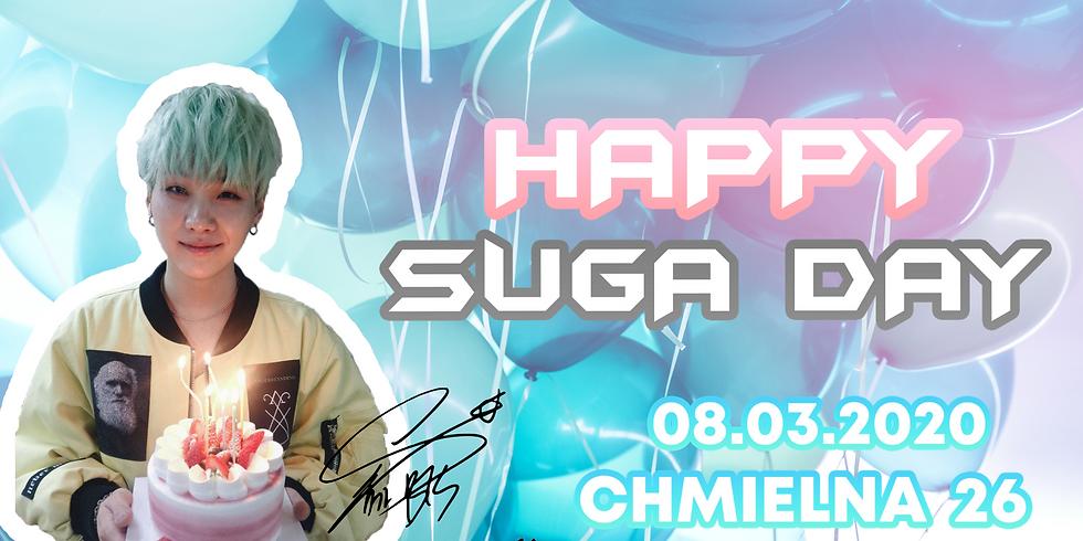 Suga Birthday Event