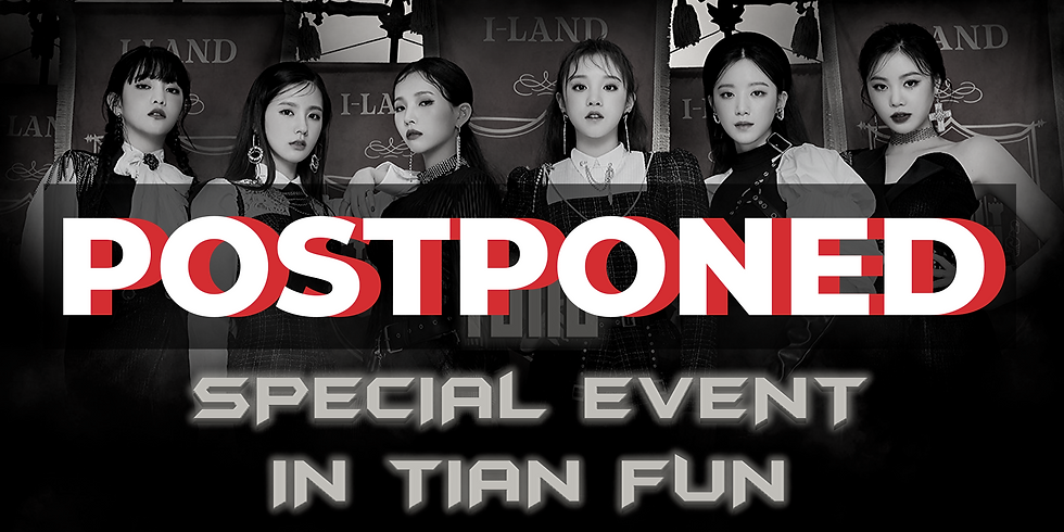 (G)I-DLE Special Event in TianFun