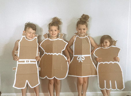Try It Tuesday - Lifesize Paper Doll Clothes