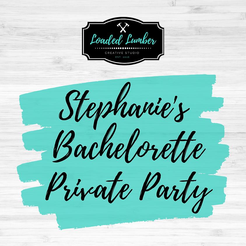 Stephanie's Bachelorette DIY Brunch