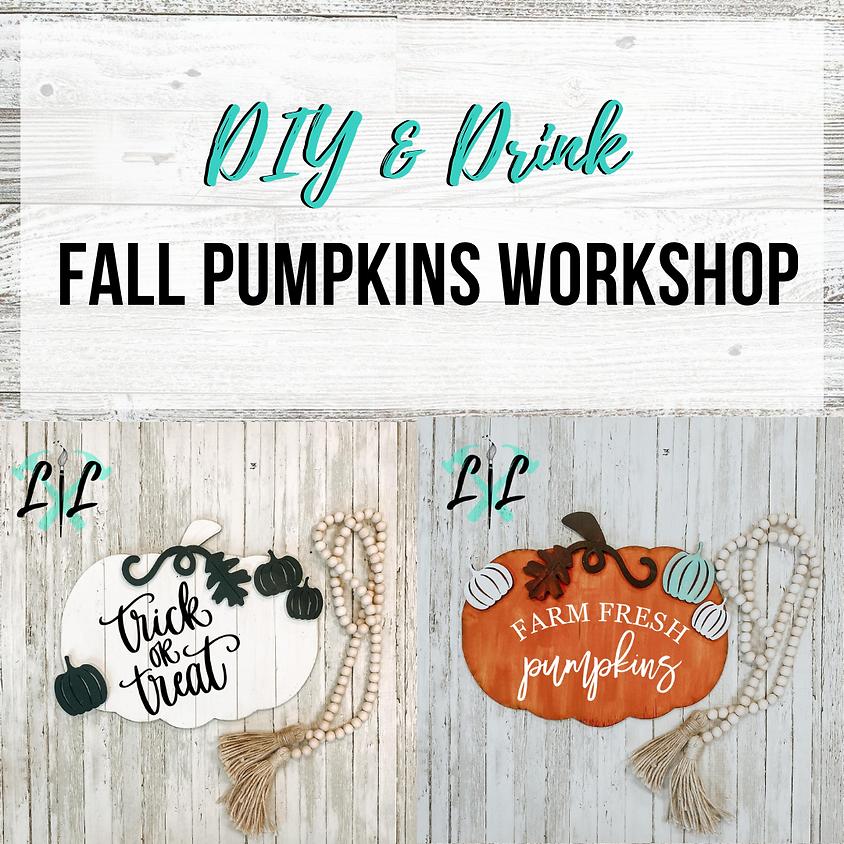 Brunch Fall Pumpkins - October 11, 2020