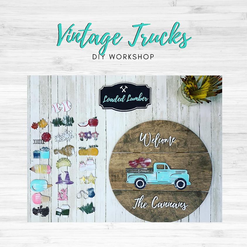 Vintage Trucks - August 19, 2020
