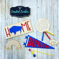 Buffalove DIY Kit, $20
