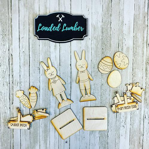 Kids Bunny DIY Kit