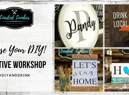 New DIY Workshops