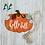 Thumbnail: 3D Pumpkin Sign