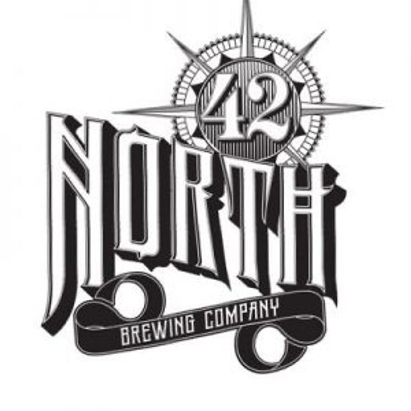 Pints & Pallet Signs at 42 North Brewing