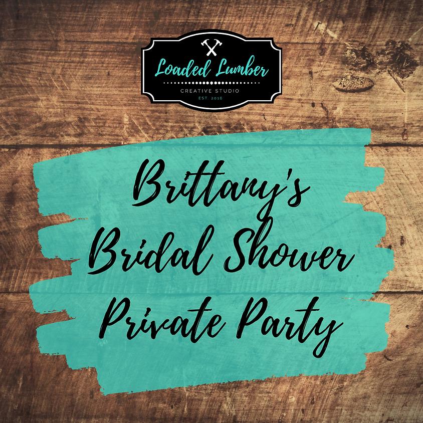 Brittany's Bridal Shower