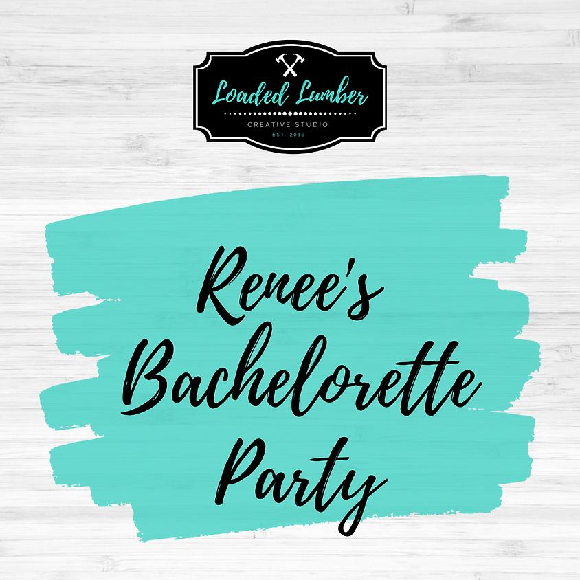 Renee's Bachelorette DIY Workshop, Private Party