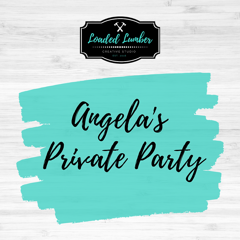 Angela's Private Party