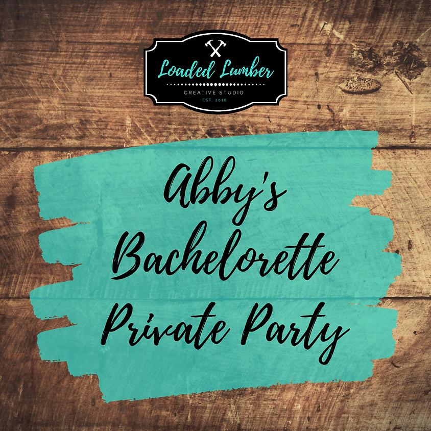Abby's Bachelorette