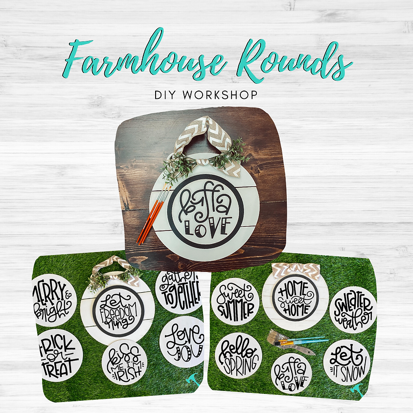 Farmhouse Rounds - July 30, 2020