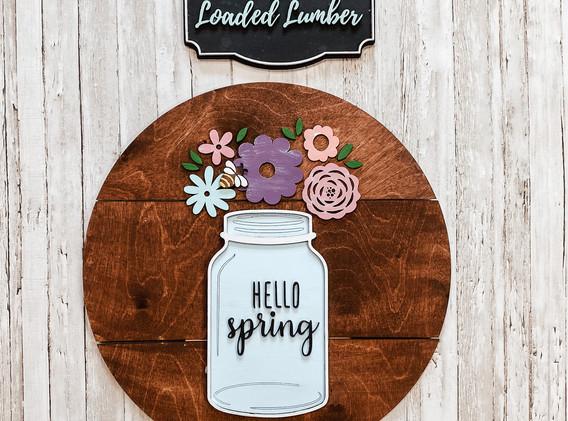 3D Hello Spring