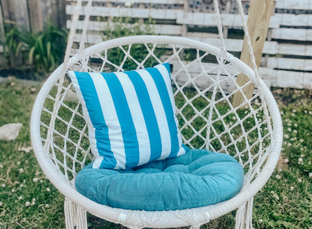 Try it Tuesday - Boho Backyard