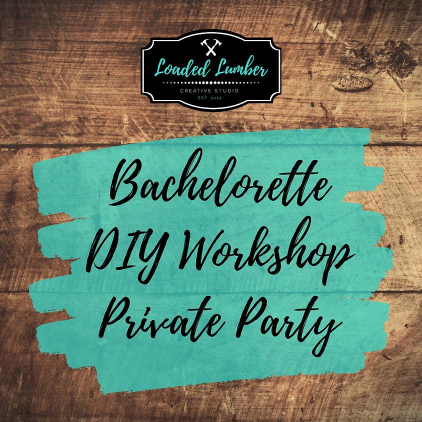 Bachelorette Private Party