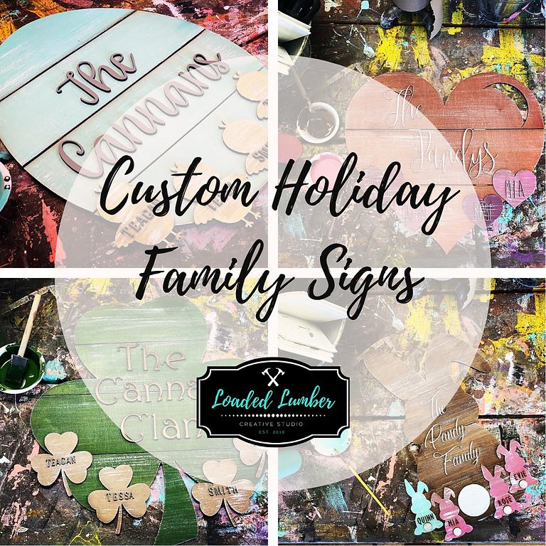 Custom Holiday Signs (1)