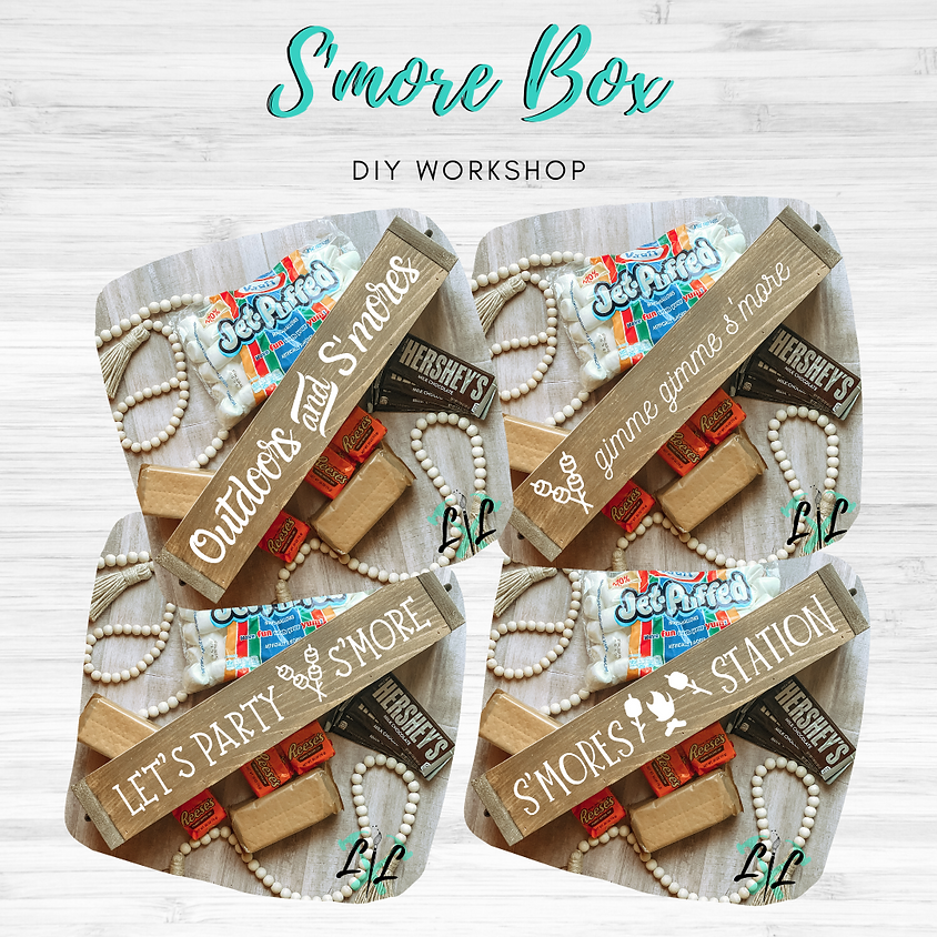 S'Mores Box - July 30, 2020